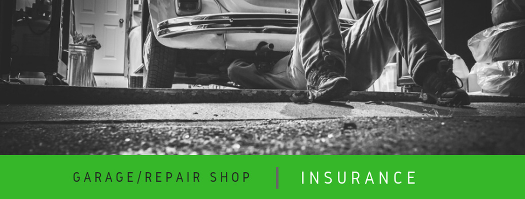 Garage Repair Shop Insurance Dayton
