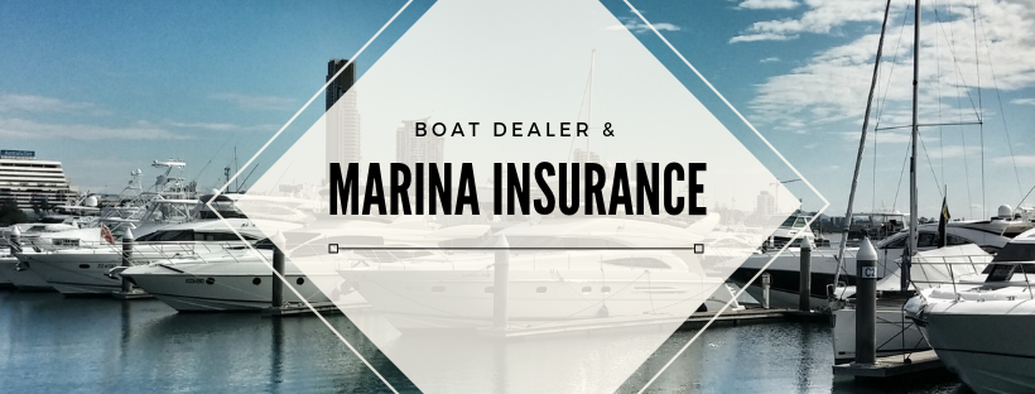 marina and boat insurance