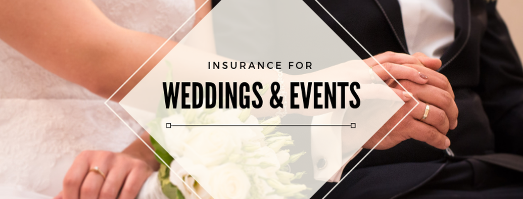 Wedding and Event Insurance